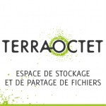 Logo Terra-Octet, espace de stockage et de transfert de fichiers
