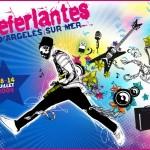 Affiche du festival Les Deferlantes 2009 Arglès sur Mer