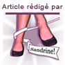 Signature article Sandrine