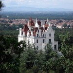 Parc et château de Valmy