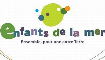 """Logo les """"enfants de la mer"""""""