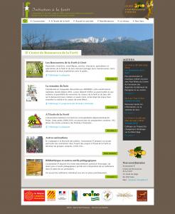 Site internet de l'association If
