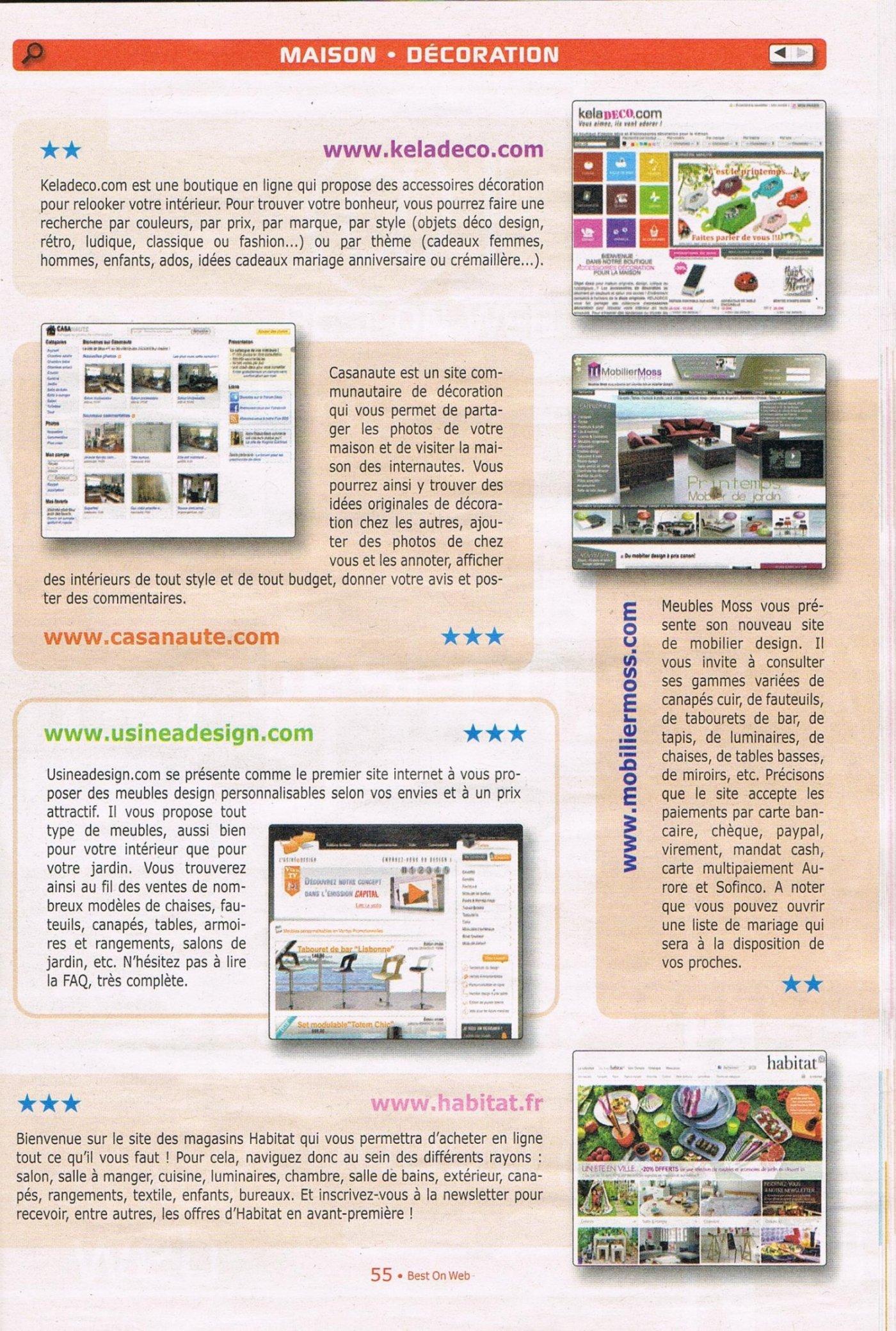boutique en ligne parmi les 500 meilleurs sites web du moment agence web nethik. Black Bedroom Furniture Sets. Home Design Ideas